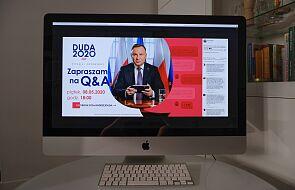 Prezydent: sytuacja w Polsce w związku z pandemią nie jest zła, ale liczba zachorowań nie zaczęła spadać