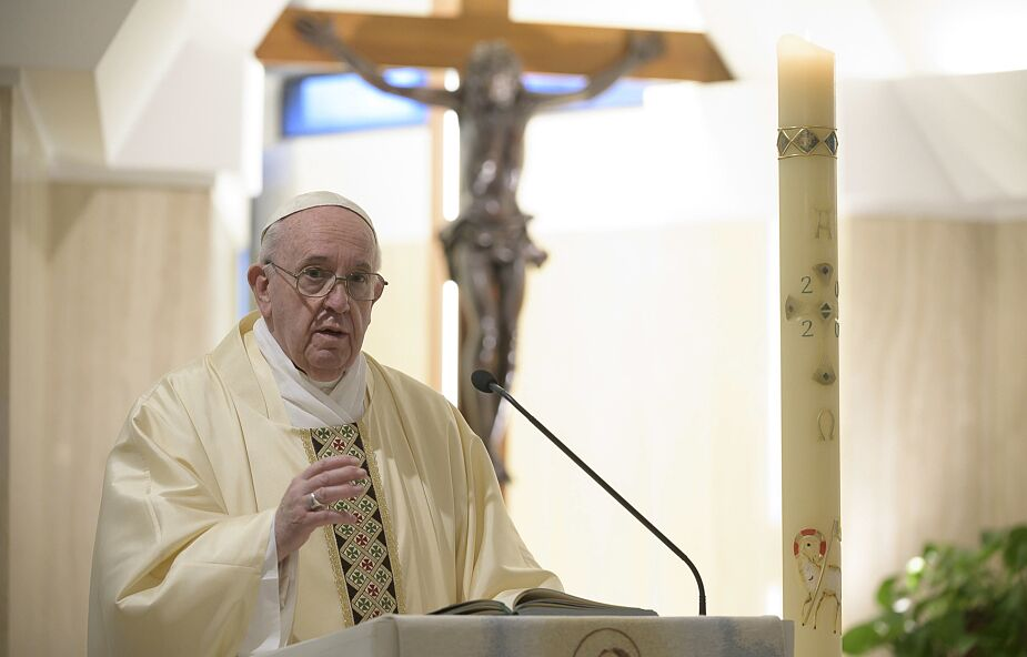 Franciszek: diabeł usiłuje zniszczyć Kościół