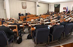 Senackie komisje wznowiły prace nad ustawą ws. wyborów prezydenckich