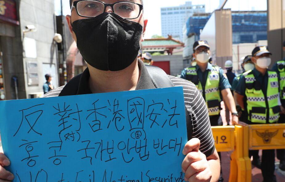 W Hongkongu policja nie zezwoliła na czuwanie z okazji rocznicy Tiananmen