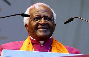 """Abp Desmond Tutu, laureat pokojowego Nobla, potępił """"rasizm na co dzień"""""""