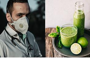 Czy dieta może chronić przed koronawirusem?