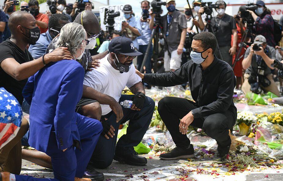USA: pogrzeb Floyda 9 czerwca w Houston