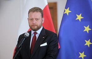 List poparcia bpa Kamińskiego do ministra zdrowia Łukasza Szumowskiego