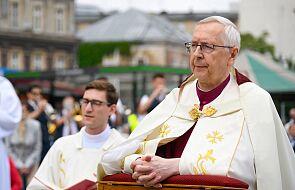 Abp Gądecki: róbmy wszystko, aby się nie okazało, że możemy żyć bez Eucharystii