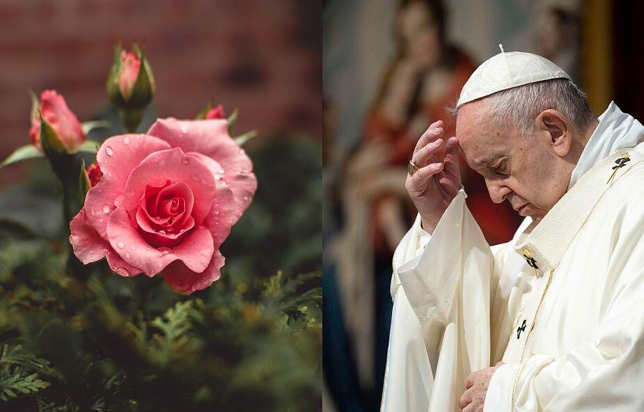 Papież dziękuje mniszkom augustiankom za róże św. Rity