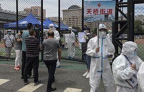 WHO: nowe ognisko koronawirusa w Pekinie stanowi bardzo poważny problem