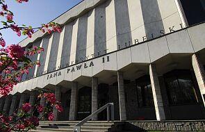 Władze Katolickiego Uniwersytetu Lubelskiego wydały oświadczenie ws. słów posła PiS-u o LGBT