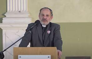 Ksiądz Isakowicz-Zaleski kandydatem Koalicji Polskiej na członka komisji ds. przypadków pedofilii