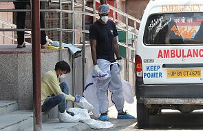 Badanie: ok. 350 mln osób na świecie zagrożonych hospitalizacją z powodu COVID-19
