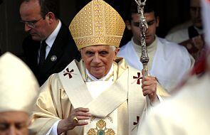 Benedykt XVI udał się do Niemiec do swojego chorego brata