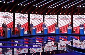Debata TVP: swobodne wypowiedzi kandydatów na prezydenta