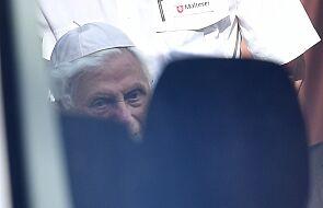 Tak wygląda teraz papież Benedykt XVI. Jaki jest stan jego zdrowia?