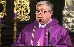 Ks. Wierzbicki: list biskupa Janiaka to robienie zamętu