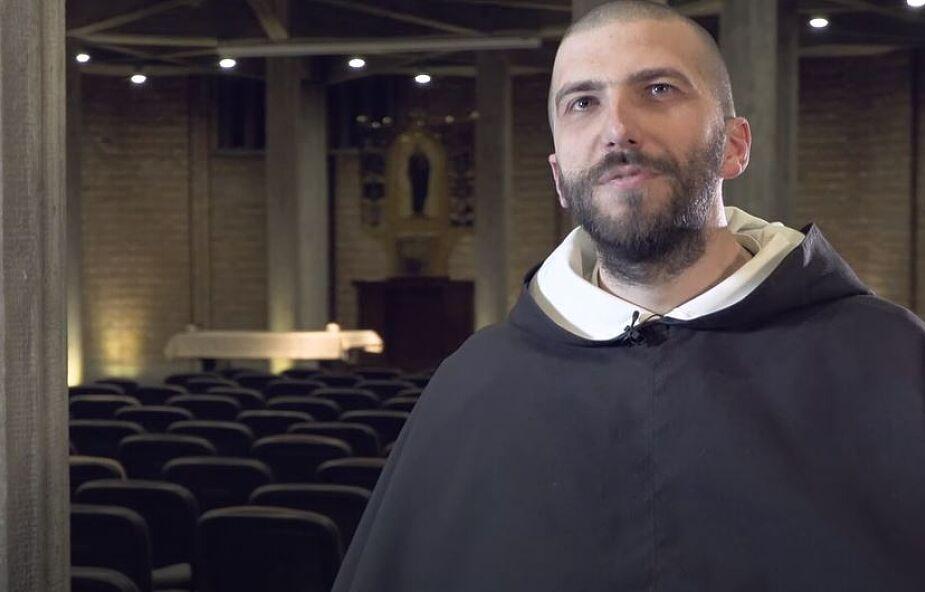 Krzysztof Pałys OP: na sobie zawodziłem się setki razy, na Maryi jeszcze nigdy