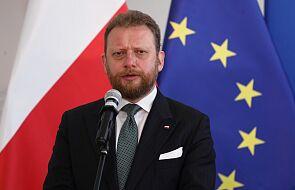 Minister Szumowski rekomenduje PKW wybory korespondencyjne w gminach Baranów i Marklowice