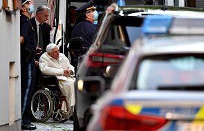 Benedykt XVI odprawi Mszę św. ze swoim bratem [ZDJĘCIA]