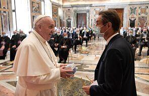 Papież spotkał się z medykami z Lombardii i podziękował im za poświęcenie