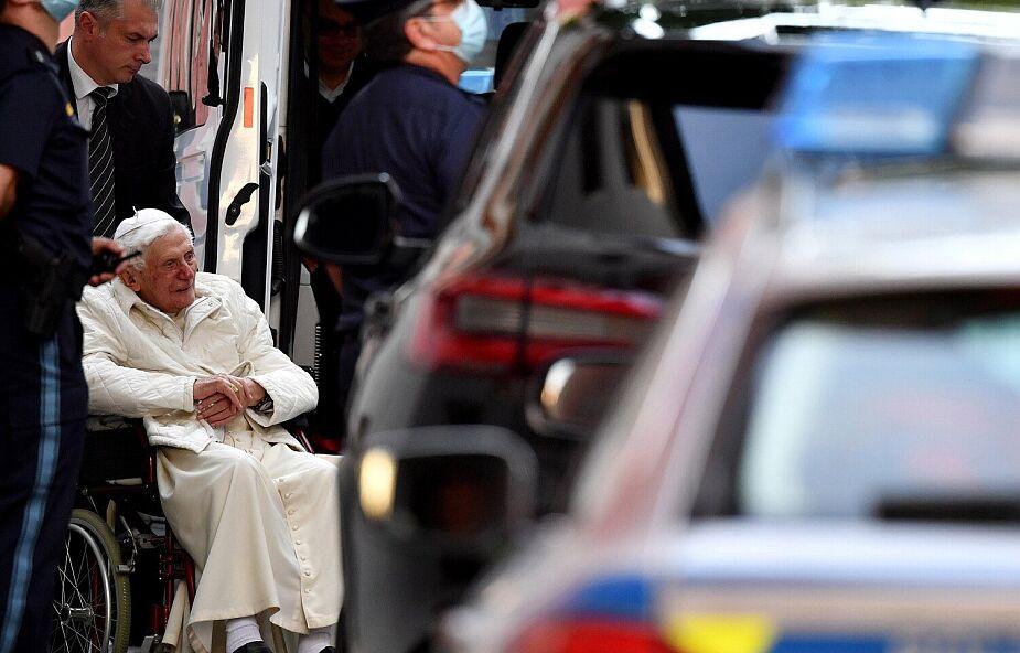 Czy Benedykt XVI pojedzie na pogrzeb brata do Ratyzbony? Znamy odpowiedź
