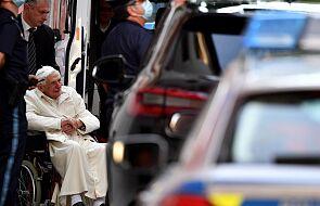Benedykt XVI odprawił Mszę razem ze swoim bratem