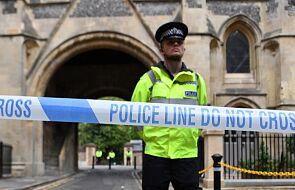 Brytyjska policja: atak w Reading miał podłoże terrorystyczne