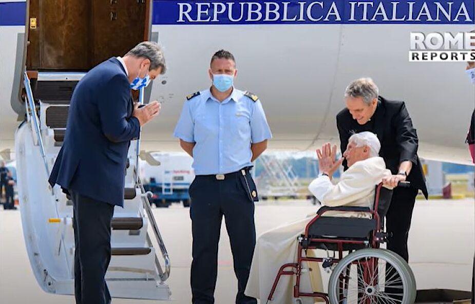 Bp Ratyzbony o papieżu Benedykcie XVI: mówił słabym głosem