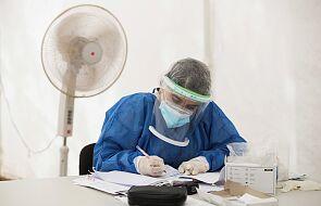WHO: 183 tys. infekcji w niedzielę to najwyższy dzienny bilans zakażeń od wybuchu pandemii