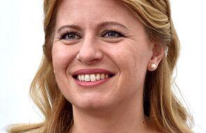 Prezydent Słowacji poddała się domowej kwarantannie