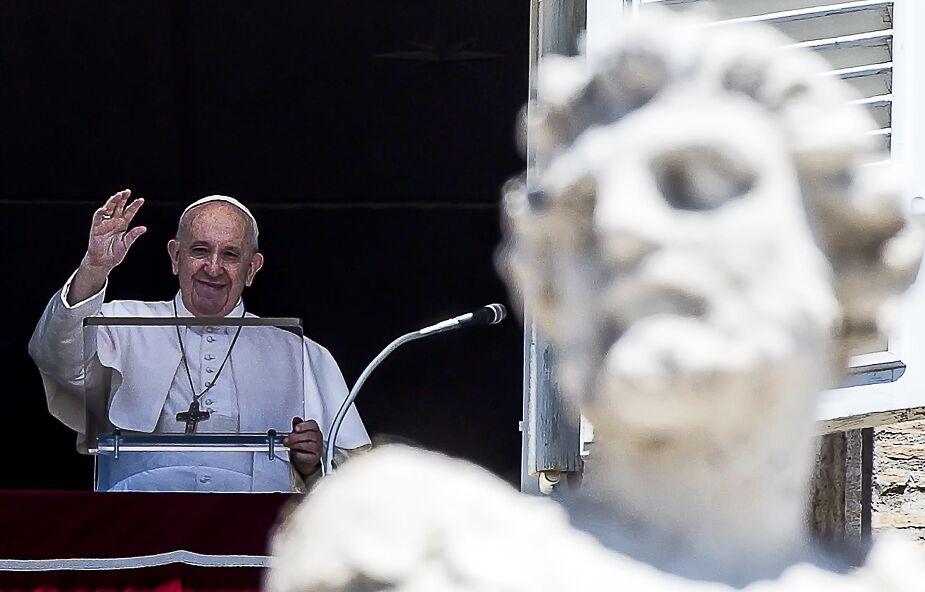 Franciszek: Dawid uczy nas, że wszystko powinno wchodzić w dialog z Bogiem