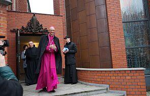 Bp Galbas: my, duchowni, jesteśmy uczeni przemawiać, a nie rozmawiać