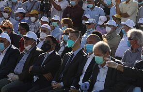 Izrael i władze palestyńskie zaostrzają ograniczenia po wzroście infekcji SARS-CoV-2