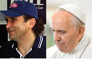 Ta okładka z papieżem Franciszkiem przejdzie do historii