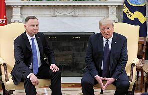 CNN: Andrzej Duda pierwszym gościem Donalda Trumpa od wybuchu epidemii