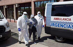 W Hiszpanii i Portugalii wysoka dynamika nowych zgonów i zakażeń koronawirusem