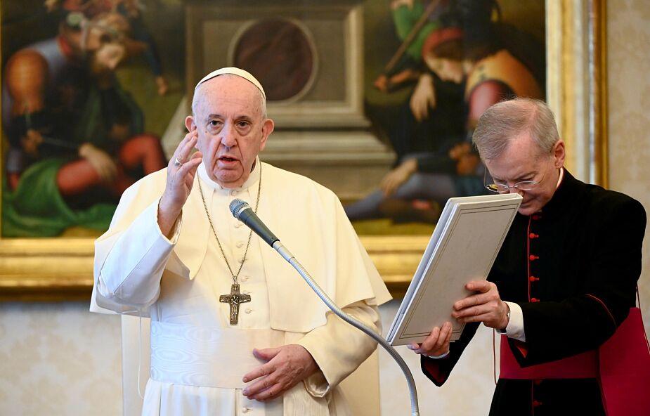 Ekwador: respiratory otrzymane od papieża już ratują życie