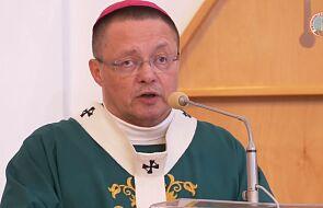 Pierwsze słowa abp Rysia po decyzji papieża