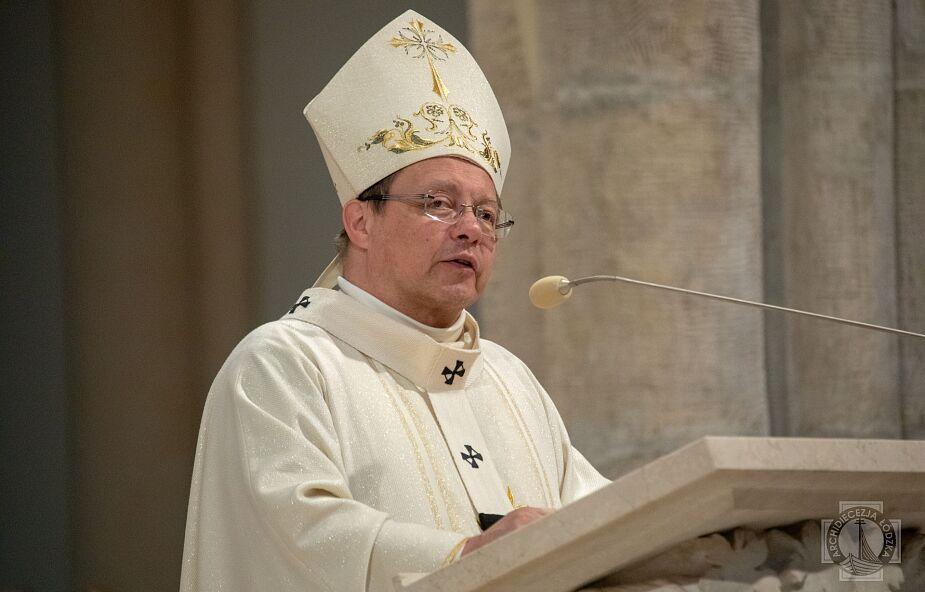 Abp Ryś podjął pierwszą decyzję dotyczącą diecezji kaliskiej