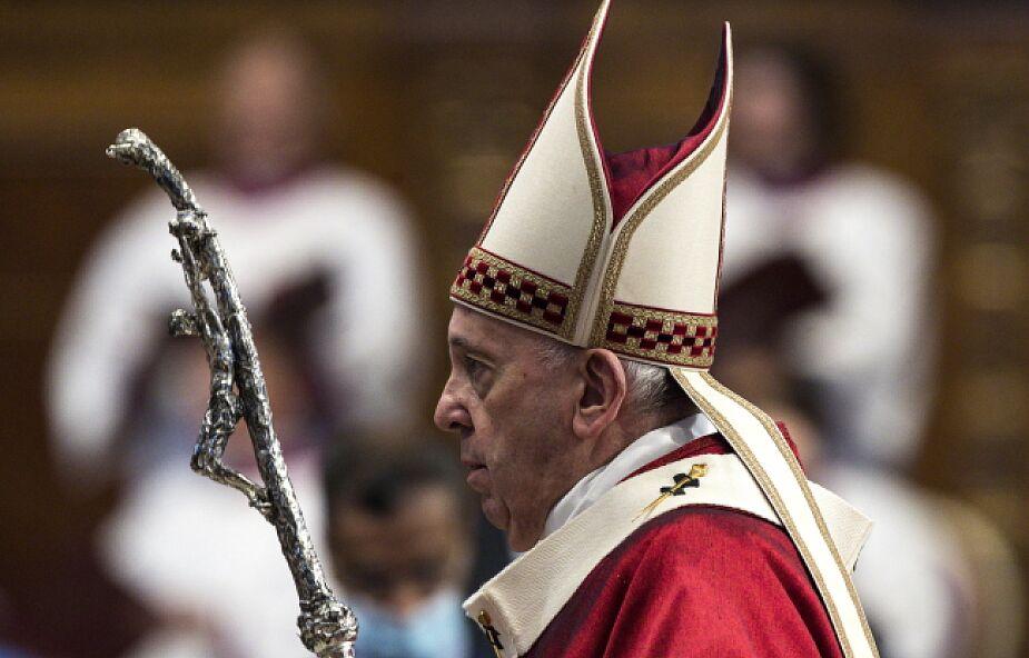 Papież przekazał pozdrowienia patriarsze Bartłomiejowi i przypomniał znaczenie męczeństwa pierwszych chrześcijan