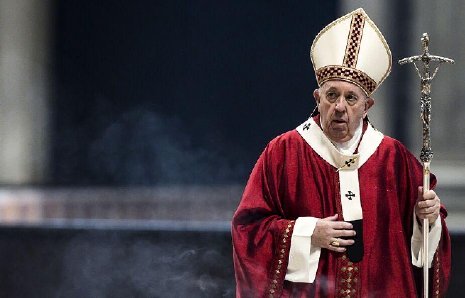 Papież o największych niebezpieczeństwach, które grożą rodzinie