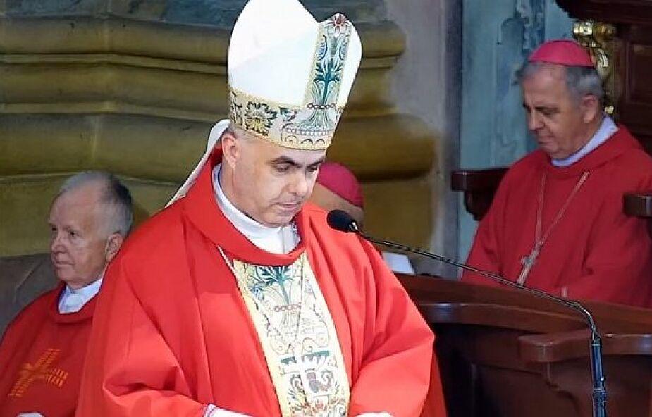Lublin: święcenia biskupie ks. Adama Piotra Baba