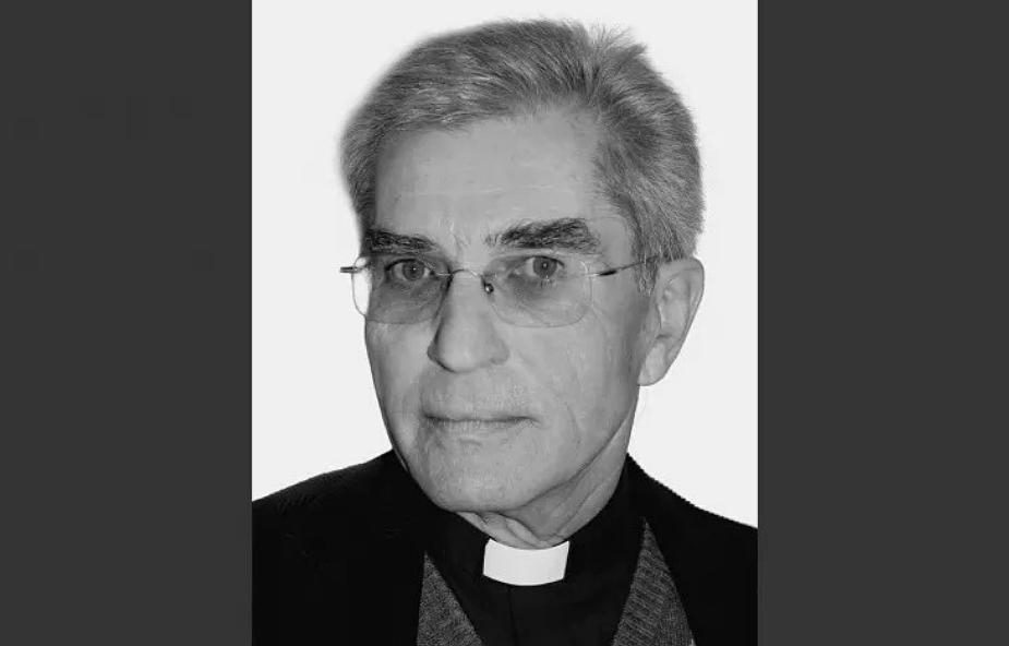 Warszawa: zmarł o. Stanisław Opiela, jeden z najbardziej zasłużonych polskich jezuitów