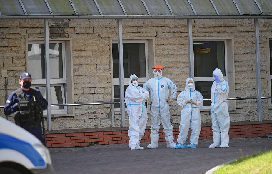 Przypadek koronawirusa u pacjentki Białostockiego Centrum Onkologii