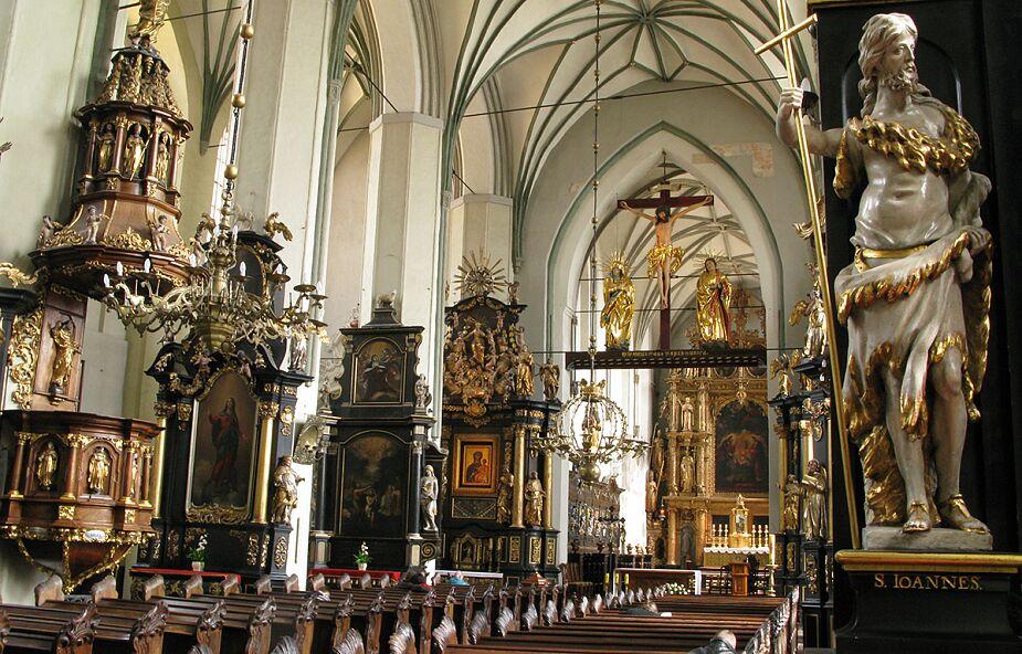 Gdańsk: 8 sierpnia częściowe ponowne otwarcie bazyliki św. Mikołaja