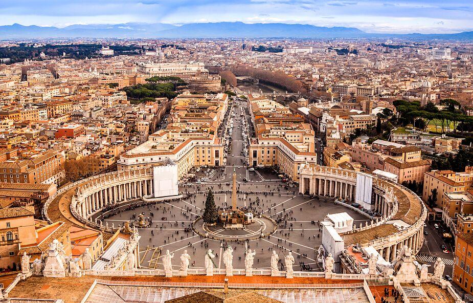 Muzea Watykańskie i Wille Papieskie bezpłatne dla pracowników służby zdrowia
