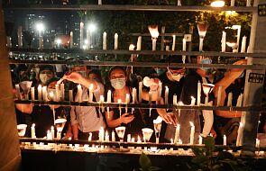 Chiny: 31. rocznica Tiananmen, obchody zakazane również w Hongkongu