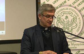 Ks. prof. Ryszard Czekalski nowym rektorem UKSW