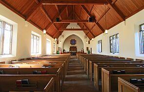 Kościół zamknięty z powodu koronawirusa. Sanepid zaapelował do wiernych