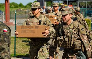 Reuters: część wycofywanych z Niemiec wojsk USA będzie skierowana do Polski