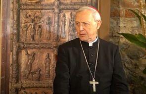 Bp Libera do przyszłych księży: uczcie pomnażania dobra i nazywania zła złem