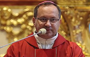 Bp Muskus: tajemnicą szczęścia oferowanego przez Jezusa jest On sam